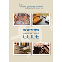 Occupations - a definitions guide